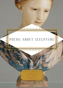POEMS ABOUT SCULPTURE cover