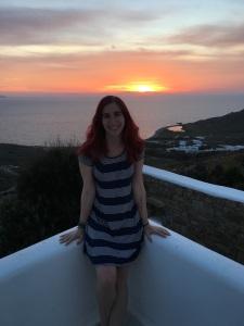 Me in Greece