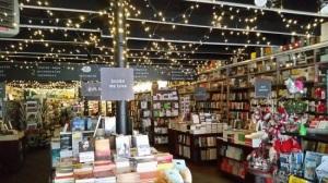 Brookline Booksmith Shelves