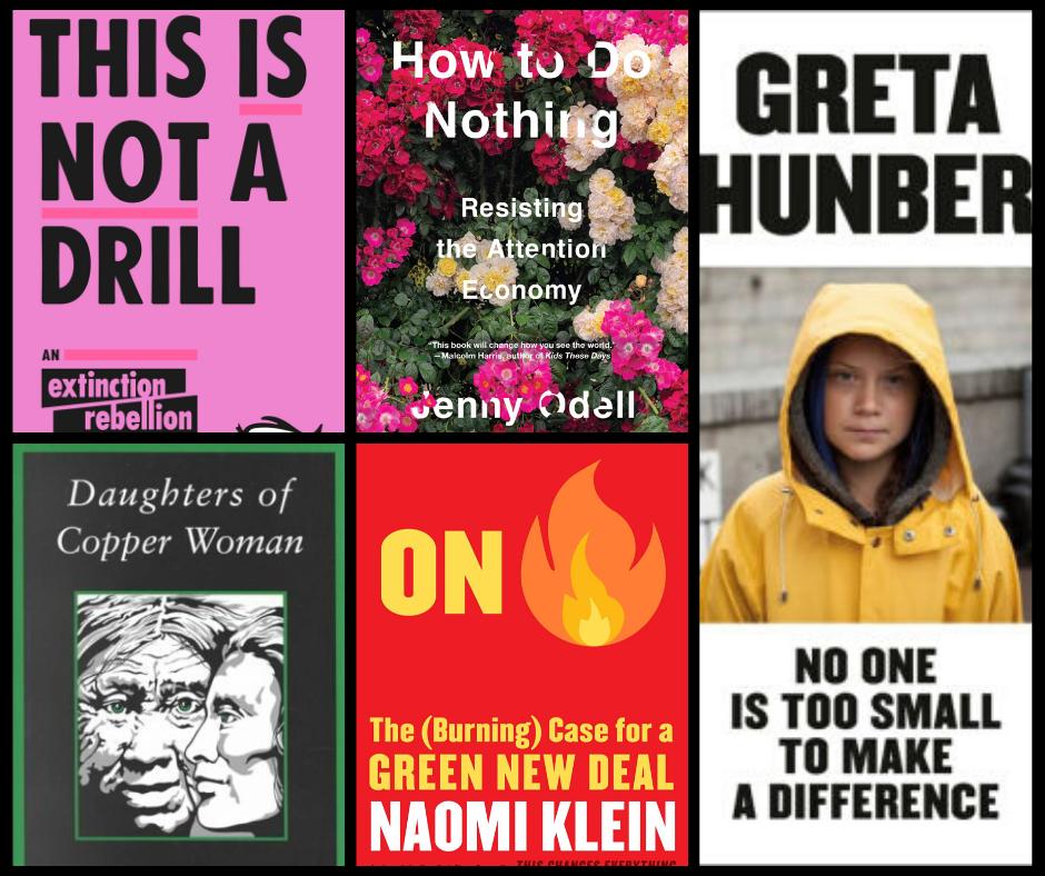 Environmental Books Nonfiction