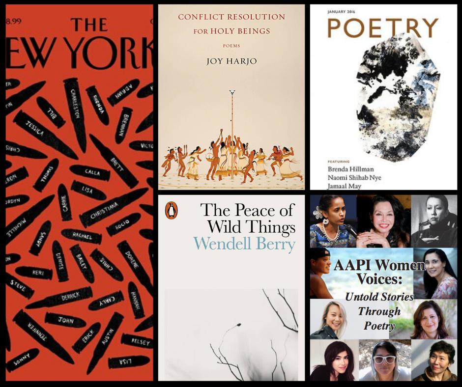 Environmental Books Poetry